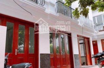 Bán nhà đẹp 2 mặt thoáng tại Gia Quất - Thượng Thanh 30m2 x 5 tầng ngõ 6m trước nhà, giá 2,4 tỷ