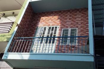 Cho thuê nhà NC trệt 2 lầu, 2PN, 2WC, bancon đường số 8,  P.Bình Hưng Hoà, Bình Tân