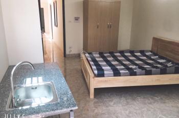 Cho thuê căn hộ mini cao cấp đường Lê Đức Thọ, Mỹ Đình, gần trường Trí Đức