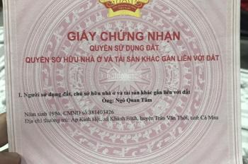 Chính chủ cần bán đất ngay sát khu tái định cư Sân Bay Long Thành