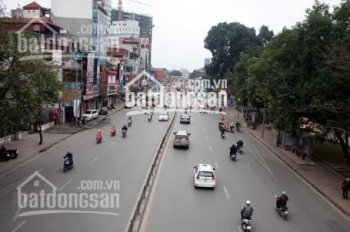 CC bán nhà mặt phố Tây Sơn(bên số chẵn), SĐCC, DT 104m2, MT 4.2m, hướng ĐN, nở hậu