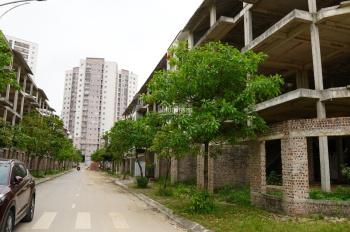 Chúng tôi cần bán gấp căn liền kề chung cư đẹp dự án Bộ Tư Lệnh Thủ Đô, xây thô 4 tầng, giá 4.xxtỷ