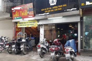 Bán nhà mặt phố Nam Dư, ô tô vào nhà, KD ác liệt, 50m, giá 3.35 tỷ. LH Minh 0936419288