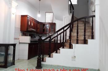 Cho thuê nhà nguyên căn 3,5 tầng số nhà 31H hẻm 72/73/40 - phố Quan Nhân (miễn trung gian, QC)