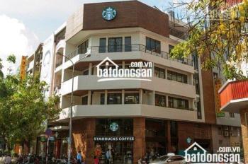 Nhà góc 2 mặt tiền đường Điện Biên Phủ, Quận 3, DT: (7x20)m, CN: 124m2. Hầm 8 lầu - GPXD