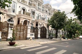 Biệt thự khu VIP, 5x20m, nhà mới đẹp, full nội thất cao cấp, 60tr TL