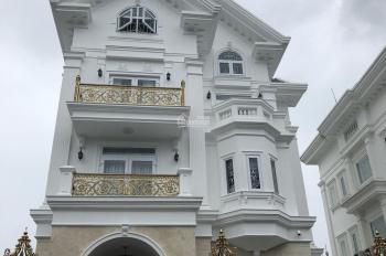 Bán nhà MT Đoàn Thị Điểm, Phú Nhuận, 6mx19m NH 6.4m, 4 tầng, 10PN 10WC, giá chỉ 17.6 tỷ TL