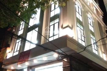 Cho thuê nhà mặt phố 100 Trần Duy Hưng, diện tích 115m2 * 7 tầng, mặt tiền rộng 6,7m 111,305tr TM