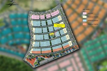 Meyhomes Capital Phú Quốc, shophouse RD-15, căn góc nằm ngay cạnh Clubhouse Rosada LH: 0813.79.0988