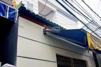 Bán nhà hẻm 6 Bùi Thị Xuân - P. Thới Bình, Ninh Kiều, Cần Thơ