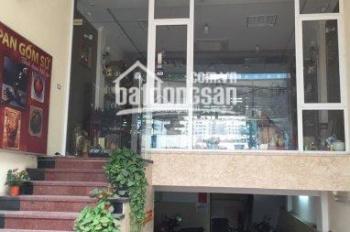 Cho thuê mặt bằng kinh doanh diện tích 40m2 mặt phố Hoàng Ngân. Giá chỉ 15tr/th