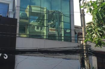 Bán gấp mặt tiền Phạm Viết Chánh, P. Nguyễn Cư Trinh Quận 1 ngang 4 xây 4 lầu kiên cố. Giá 15,5 tỷ