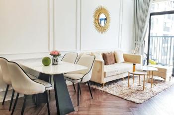 Gấp cho thuê căn hộ Vinhomes D'capitale Trần Duy Hưng 80m2, 2PN, 2WC, đủ đồ, 15tr/th LH: 0915586141