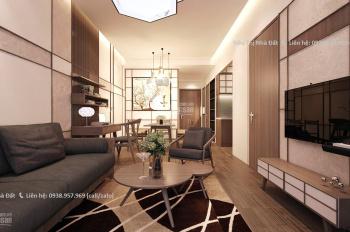 Thanh toán trước, 990tr sở hữu ngay căn hộ kiểu Nhật, 100m2, 3PN, view cực mát hướng ra Võ Văn Kiệt