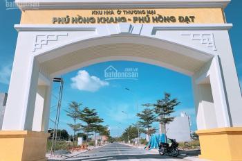 Khu đô thị mới ngay vòng xoay An Phú, sổ hồng riêng, 60 - 80m2, giá chỉ 700 triệu nhận nền