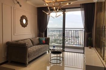 Cho thuê căn góc River Gate 3PN 2WC full nội thất tầng cao view đẹp giá chỉ 23tr/th, LH 0909461418