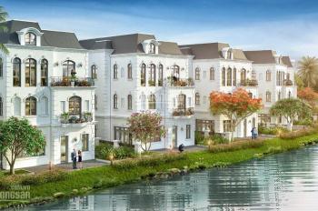 Bán biệt thự Vinhomes The Harmony 152m2 đến 388m2 view sông, hồ, vườn hoa từ 75tr/m2, LH 0983638558