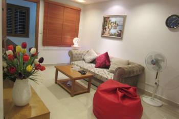 Chính chủ cho thuê căn hộ gồm 2 phòng ngủ và 2 toilet chung cư CT5 khu đô thị Vĩnh Điềm Trung