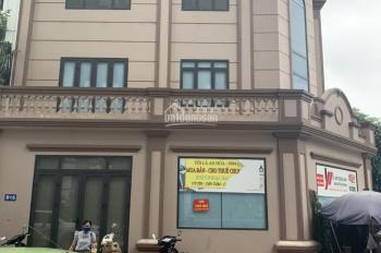 Cho thuê nhà mặt phố Nguyễn Chánh - Trung Hòa, Cầu Giấy. DT 180m2 x 6 tầng, lô góc đẹp, 60 tr/th