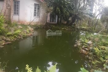 Bán khuôn viên nhà vườn 10360m2, view cao thoáng, tuyệt đẹp tại Tiến Xuân, Thạch Thất, HN