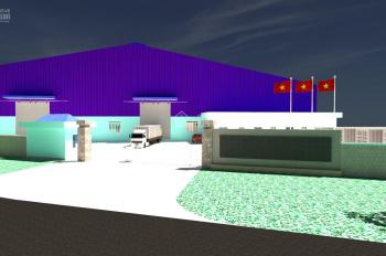 Nhà xưởng cho thuê 5,600m2 mặt tiền đường Dh436 Đât Cuốc, Bắc Tân Uyên