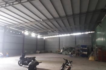 Cho thuê kho xưởng Quốc lộ 1A, gần KCN Vĩnh Lộc, diện tích 900 m2- 1.200 m2