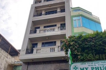 """Nhà 3 lầu mặt tiền """"Con Đường Áo Cưới"""" Hồ Văn Huê. DT 4x20m nở hậu, làn xe máy, sát Hoàng Văn Thụ"""