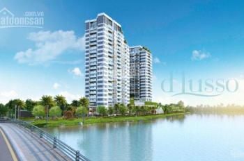 Duy nhất 1 căn nội bộ ưu đãi cao, chiết khấu 4%-6%, căn hộ D'Lusso quận 2, căn hộ ven sông trọn đời