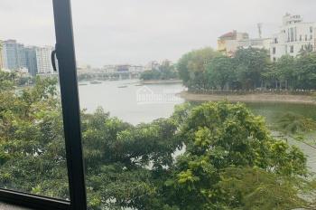 Nhà đẹp nhất phố Mai Anh Tuấn view hồ Hoàng Cầu 60m2 x 5 tầng sàn thông có thang máy 40tr/ tháng