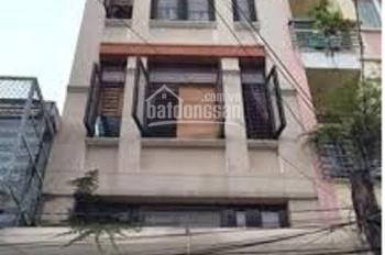 Bán khách sạn đường Trần Quý Khoách, Quận 1 hầm 5 lầu, giá 56 tỷ TL thiện chí bán