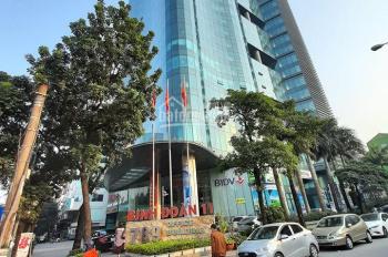 Cho thuê nhà MP Lê Đức Thọ, Quận Nam Từ Liêm, giá: 99 triệu/th, MT 9.5m, DT 235m2, 1T, 0912768428