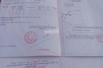 Chính chủ cần ra nhanh lô đất mặt tiền đẹp Tóc Tiên-Giá đầu tư siêu lợi nhuận-0931595399
