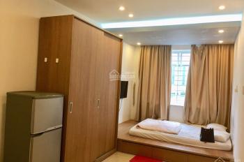 Cho thuê CH 1PN Lê Thị Riêng,Bến Thành Q1, DT 40m2, có bếp, full nội thất, giá 8.5tr/t-0932.103.949