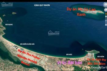 Chính chủ bán đất thổ cư Bãi Nồm thôn Hòa An xã Xuân Hòa thị xã Sông Cầu, giá 3,5 tr/m2, 0911361968