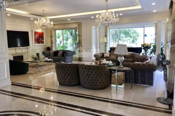 Chính chủ bán căn biệt thự đơn lập view ngã ba sông Vinhomes Riverside, đã hoàn thiện full đồ nhập