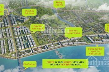 Bán đất nền dự án FLC Tropical City giá chỉ từ 13.3tr/m2, Hà Khánh, Hạ Long. LH 0969727707