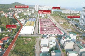 Lô đất thương mại dịch vụ khách sạn đẹp nhất tại trung tâm Bãi Cháy, Hạ Long cần chuyển nhượng
