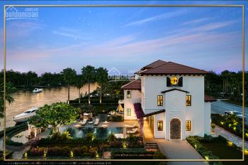 Nền biệt thự ven sông Bến Du Thuyền 1000m CK 40% còn 15 tỷ/lô tại Saigon Garden Riverside Villa