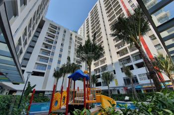 Bán chung cư Hausneo liền kề Q2, 55m2, 1PN, giao nội thất, tầng cao, view hồ bơi, giá 1.750 tỷ