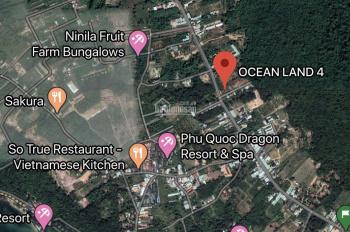 Chính chủ bán nền B5 dự án Ocean Land 4, Ông Lang, Phú Quốc