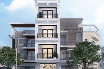 Chính chủ bán nhà mới xây 5 tầng khung bê tông, đường rộng 2 ô tô tránh nhau. Giá: 7.45 tỷ