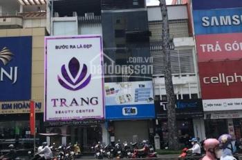 Cần bán nhà mặt tiền đường Trần Hưng Đạo, P1, Q5 (4.2x15m, nhà 4 tầng). Giá 23.9 tỷ thương lượng