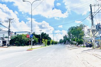 Bán đất mặt tiền (12 x 64) đường Nguyễn Trãi, phường 9, Cà Mau