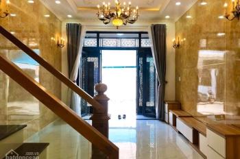 Bán nhà hẻm 16 đường 22, Linh Đông, Thủ Đức. Nhà 1 trệt 2 lầu, hoàn công, giá: 5,3 tỷ