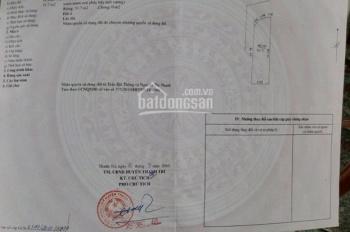 Chính chủ bán đất tại Nội An, Liên Ninh, lô góc DT 51,7m2, giá 950 triệu, LHCC 0979862368