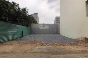 Tôi cần bán miếng đất ở đường Nguyễn Thị Đặng, Q12 (5.5m X 16.4m), thổ cư. SHR