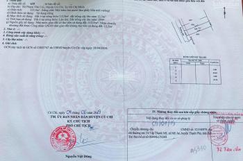 Bán đất Xã Phạm Văn Cội, Huyện Củ Chi, DT: 125.4m2. Gía: 1.2 tỷ