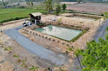 Nhà vườn sinh thái nghỉ dưỡng Củ Chi Sài Gòn Farm Garden
