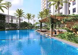 Bán lỗ 2 căn Officetel Lavida Plus, Nguyễn Văn Linh, Quận. DT 37m2 - 1,850 tỷ bao gồm phí bảo trì