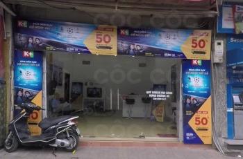 Cho thuê nhà MP Bạch Mai, DT 195m2 * 2T, MT 6,2m, giá 80 tr/th